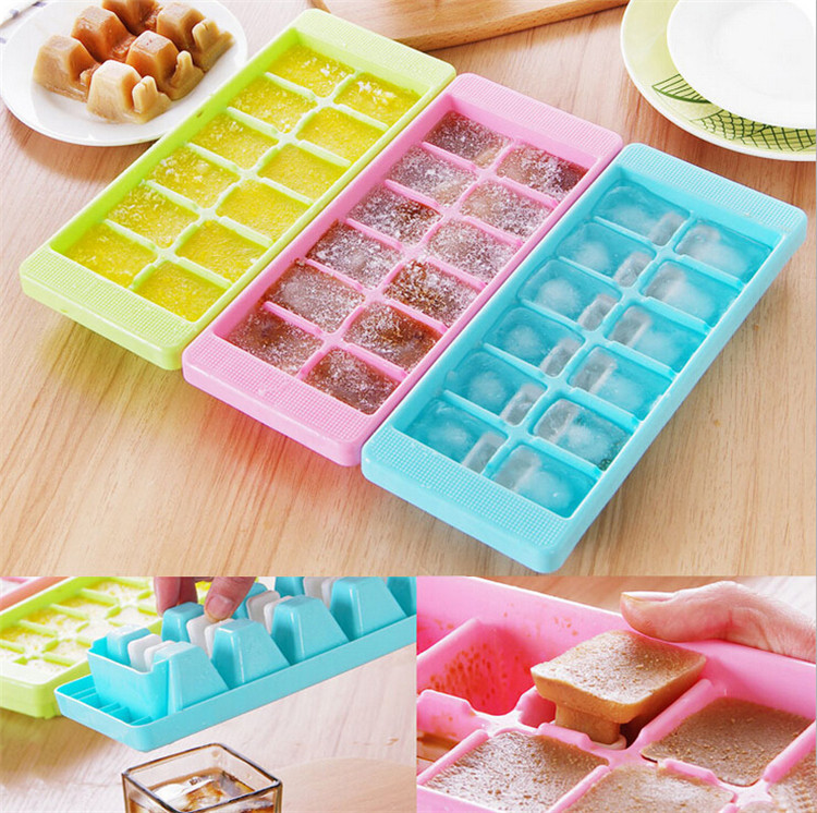 Hot Sales Easy Control To Take Out Ice trays Ice Lolly DIY homemade Ice Popsicle Mold Ice Maker