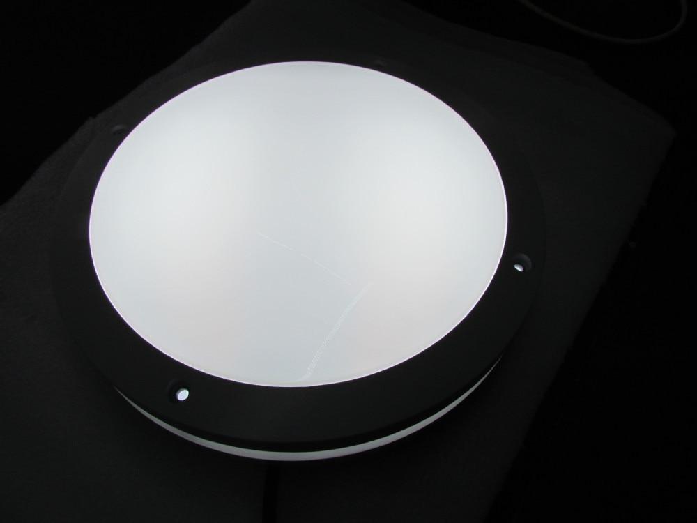 ФОТО IP65 15W led Ceiling lamp Moisture-proof waterproof led Wall light 15W Industry ceiling light 3 years warranty