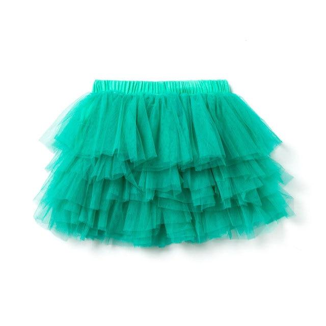 Cute Fluffy Tutu Skirt 1