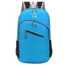 Enknight plegable de moda los estudiantes de mochila escolar mochila hombres y mujeres mochila de viaje mochila mochila