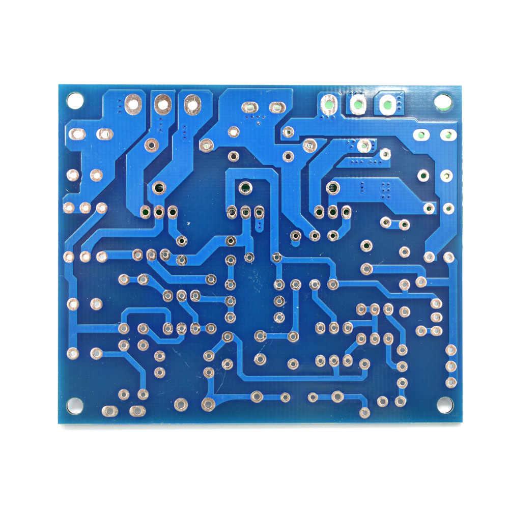 2 Pcs HI FI MX50 SE 2.0 Dual Channel 100 W + 100 W Stereo Power Amplifier DIY Kit dan Selesai papan