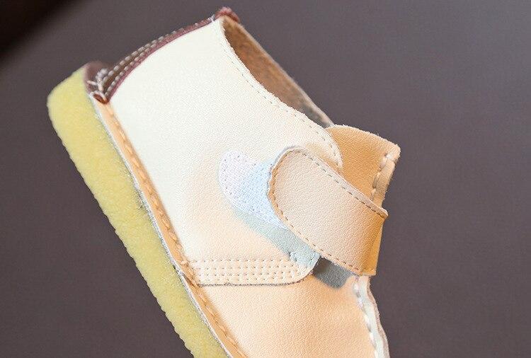 macio das meninas sapatos da moda princesa