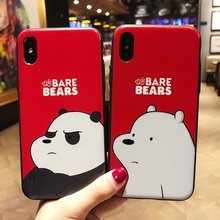 new arrival ed781 95cba Buy we bare bears cartoon bear and get free shipping on AliExpress.com