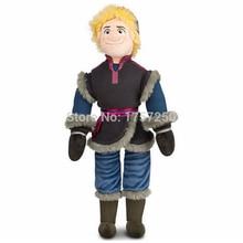 50cm Kristoff Plush Dolls Princess Elsa Anna Baby Soft Toy for Girls Christams Birthday Party Gift