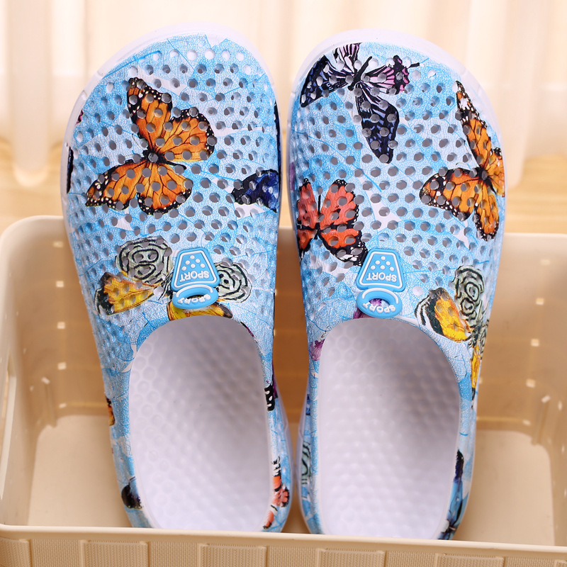 Summer Women Beach Shoes Sandals Crocse Hole Shoes Male Croc Shoes Clogs Sandalias Hombre Sandles Sandals Women Summer Slippers