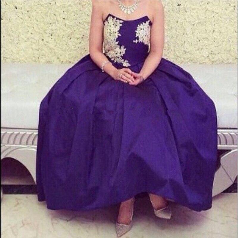 Appliques de robe de bal de mode hors de l'épaule robe de soirée d'arabie saoudite longues robes de fête de bal pour les mariages sur mesure