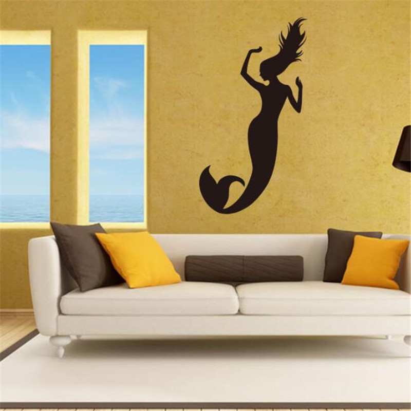 Outstanding Little Mermaid Wall Art Adornment - Wall Art Collections ...