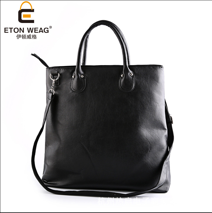 ETONWEAG Cow Leather Ladies Hand Bags Handbags Women Famous Brands Black Vintage Shopping Bag Big Capacity Woman Laptop Tote Bag forudesigns casual women handbags peacock feather printed shopping bag large capacity ladies handbags vintage bolsa feminina