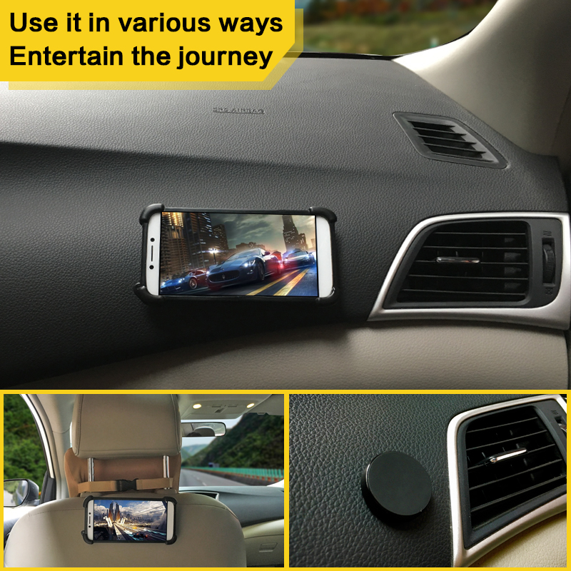 Leagoo P1/Pro case Traffical case For Drivers Leagoo S8/pro cover Elastic Car Holder Leagoo P 1/S 8 case cover