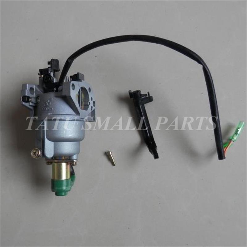 carburetor manual choke w solenoid for honda gx270 177f 3 5kw rh aliexpress com Honda GX270 Parts Honda GX270 Parts Diagram