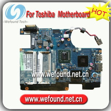 100% Working Laptop Motherboard for toshiba T215D T235D K000106360 LA-6032P Series Mainboard,System Board