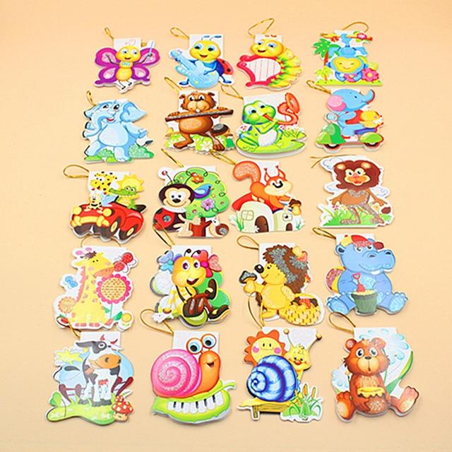 com buy pieces lot cartoon animal mini greeting 160 pieces lot cartoon animal mini greeting card thank you card birthday christmas