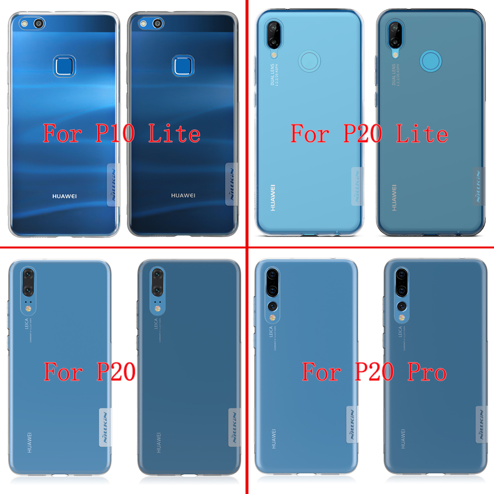 Θήκη Huawei P20 lite κάλυψη Θήκη NILLKIN TPU Για - Ανταλλακτικά και αξεσουάρ κινητών τηλεφώνων - Φωτογραφία 2