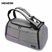Profesional gimnasio Fitness hombres bolsa impermeable de los deportes bolsa  de bolso Multi-funcional de la mochila de viaje por. d6e91d72eb4a1