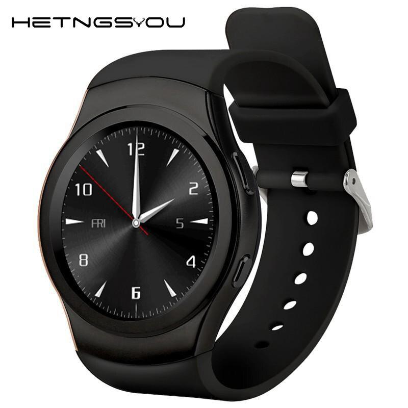 HETNGSYOU Bluetooth Smartwatch MTK2502 Siri Smart Watch Waterproof Heart Rate Monitor Reloj For Android iOS PK DZ09 GT08 KW88 2016 bluetooth smart watch gt08 for