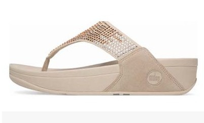 bfe37e14b Brand woman flipflop summer shoes(FF)paltform sandals crystal fiting flare  rok floping sandals