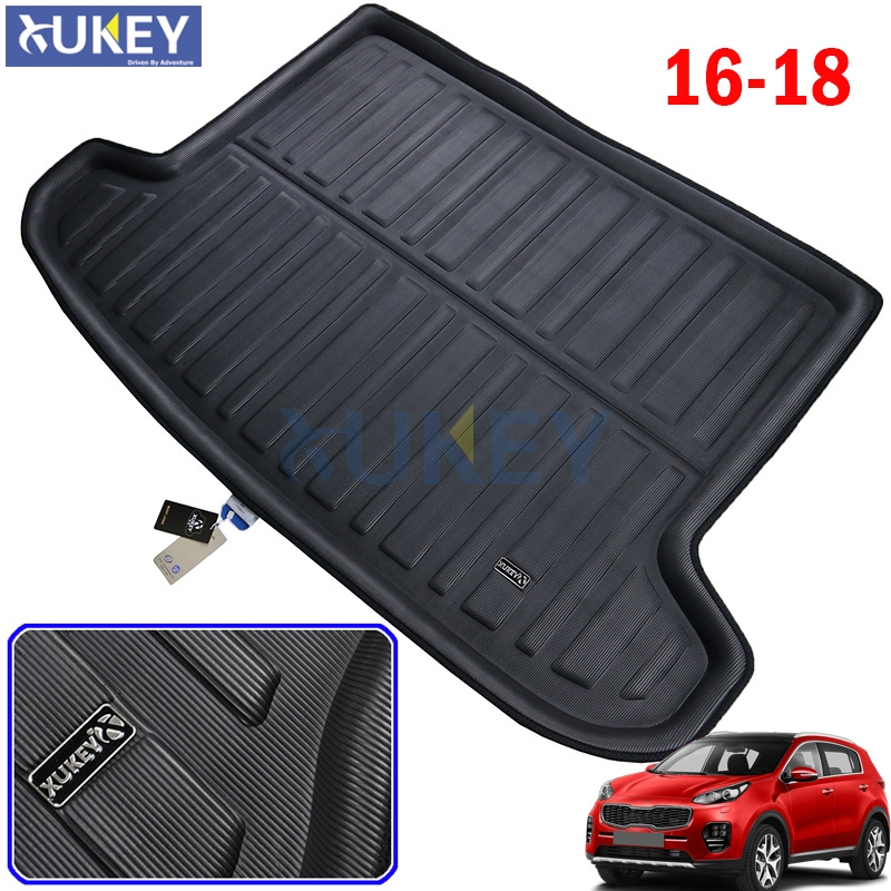 TAILORED RUBBER BOOT LINER MAT TRAY Kia Sportage 2004-2010
