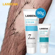 LANBENA Hair Removal Cream Painless Removal Depilation  Balm