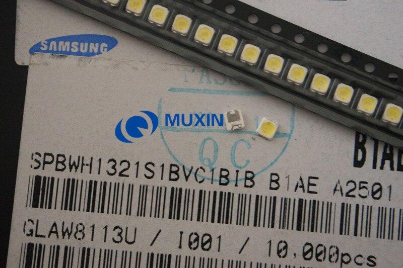 Image 5 - For SAMSUNG LED LCD Backlight TV Application LED Backlight TT321A 1.5W 3V 3228 2828 1000PCS Cool white LED LCD TV Backlight-in Light Beads from Lights & Lighting