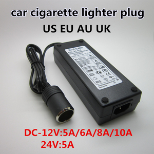 Car cigarette lighter AC adapt