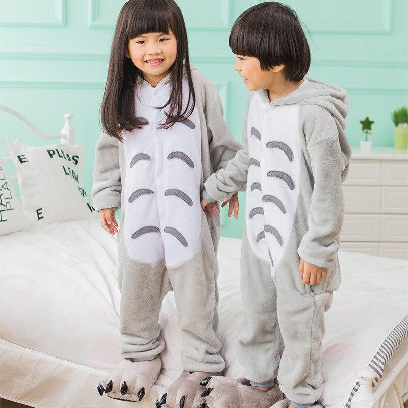 Image 2 - Boy Girl Pajamas Children New Unisex pijamas Spiderman Minions Pikachu Kid Cartoon Animal Cosplay Pyjama Onesie Sleepwear Hoodie-in Pajama Sets from Mother & Kids