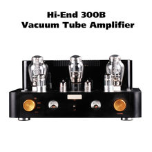 2017 New Douk Audio 300B Vacuum Tube Amplifier Class A Single-Ended Stereo Integrated Amp Handcraft