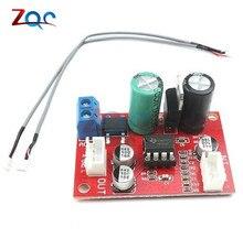 Micro amplificateur Audio OP à bobine mobile, pré amplificateur, tête magnétique, panneau damplificateur Phono DC9 24V AC8 16V NE5532