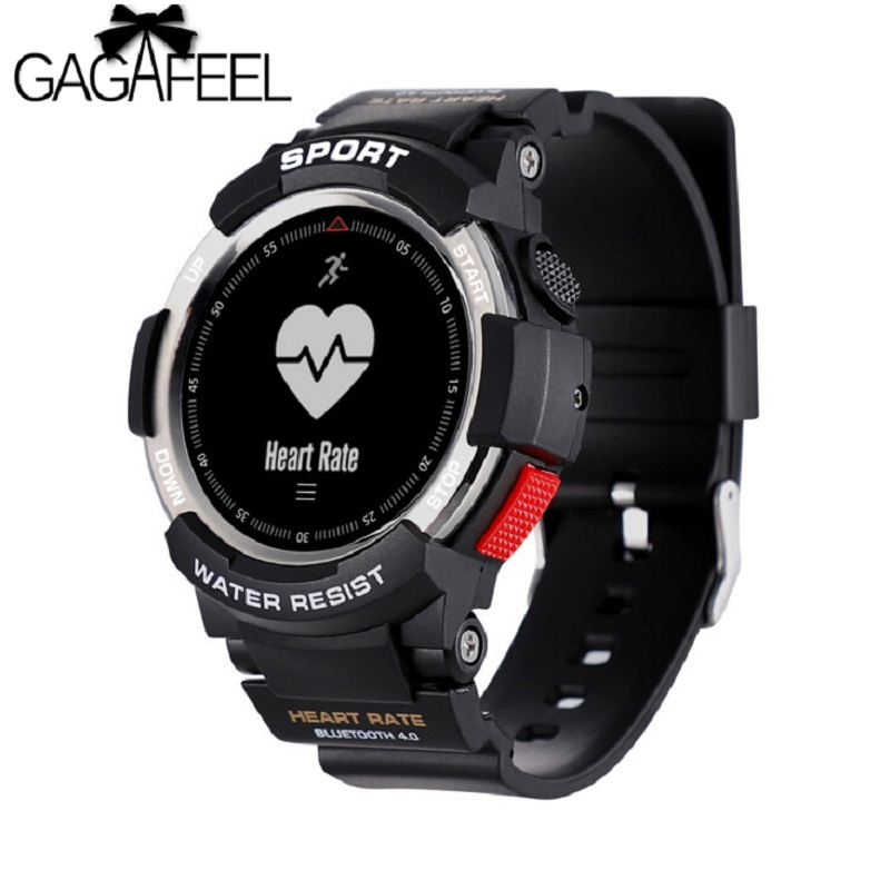 F6 IP68 waterproof GPS smart watch sleep monitor remote camera smart wristwatch men outdoor sports Smart Watch for Android IOS bluetooth 4 0 smart watch mtk2502a pedometer sleep monitor remote camera music call record wristwatch for ios android smartphone