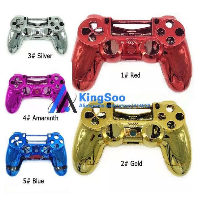 65485491b27 Cor Chrome Habitação case para Playstation 4 PS4 controlador shell capa