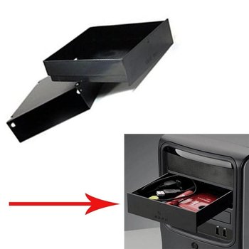 "Ordenador de escritorio ATX/MATX companion, estante de cajón en blanco (5,25 ""), para accesorios de computadora/dispositivos de almacenamiento"