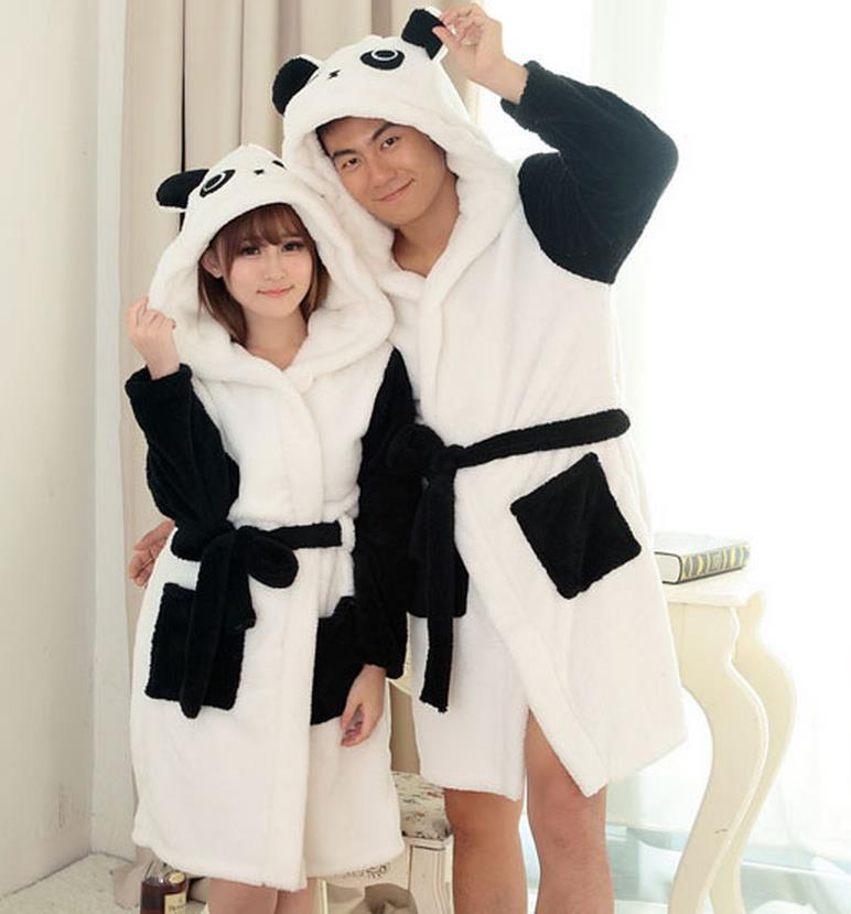 c7c60ee781 (1PCS Lot) Women s Bathrobe Cute robes cartoon animal Size S M L Microfiber  bathrobe 4 colors Super soft   nice-in Robes from Underwear   Sleepwears on  ...