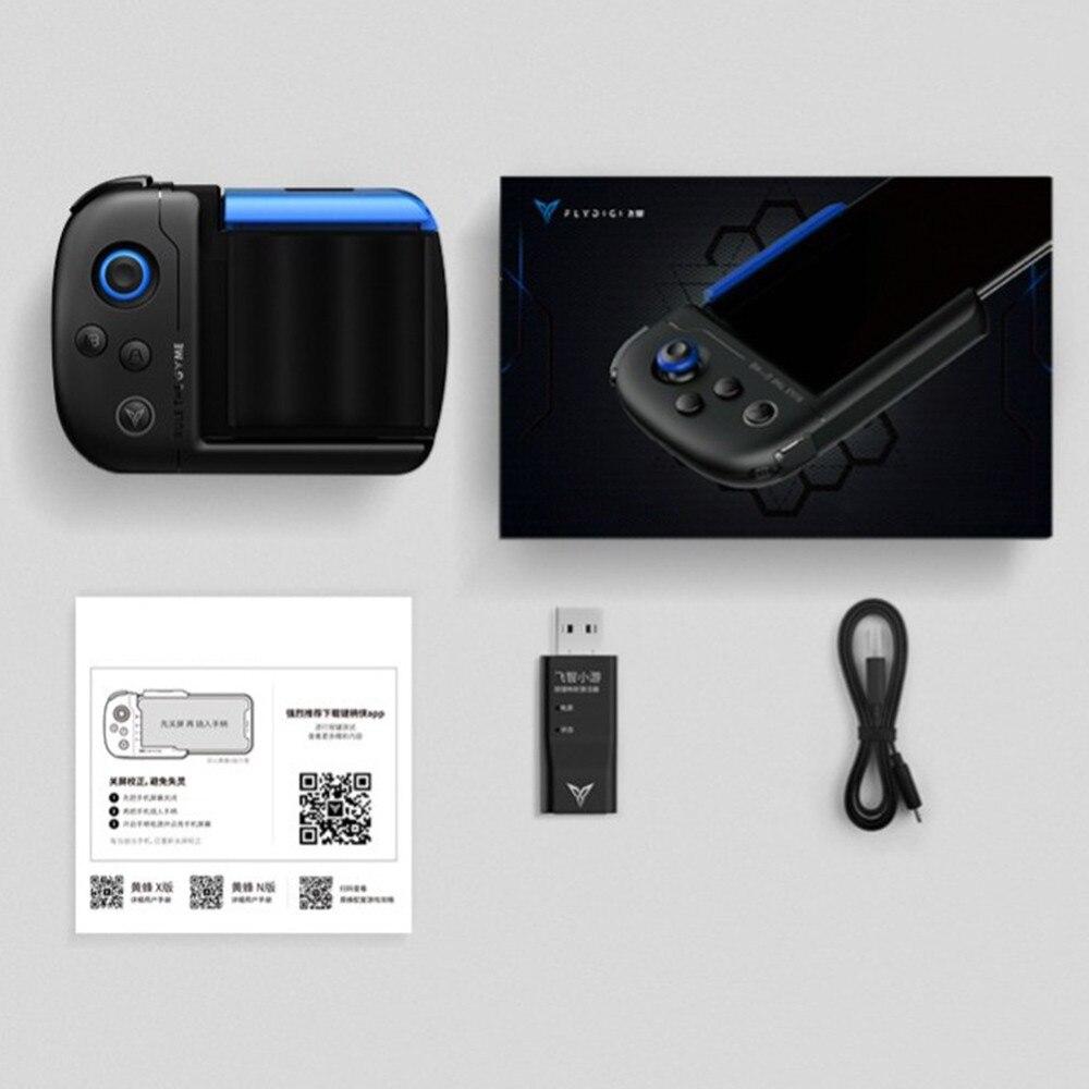 LANFENG version Gamepad Controller One-Handed Game Joystick for Android Joystick Controller Selfie Afstandsbediening Gamepad