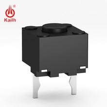 Kailh mikro przełącznik, używany do mysz komputerowa o długiej żywotności 70±15gf H5.5mm