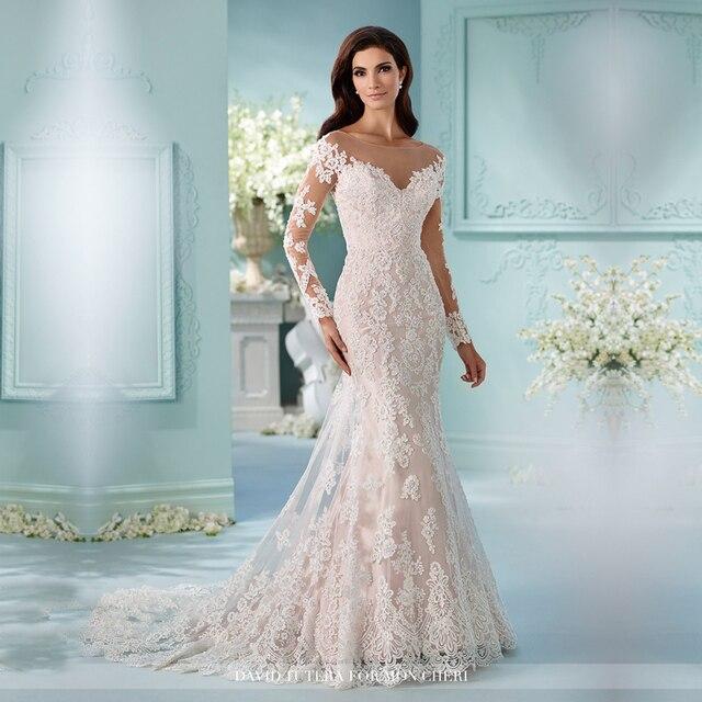 Robe De Mariage Plus Size Hochzeitskleid Sexy Boho Hochzeit kleider ...