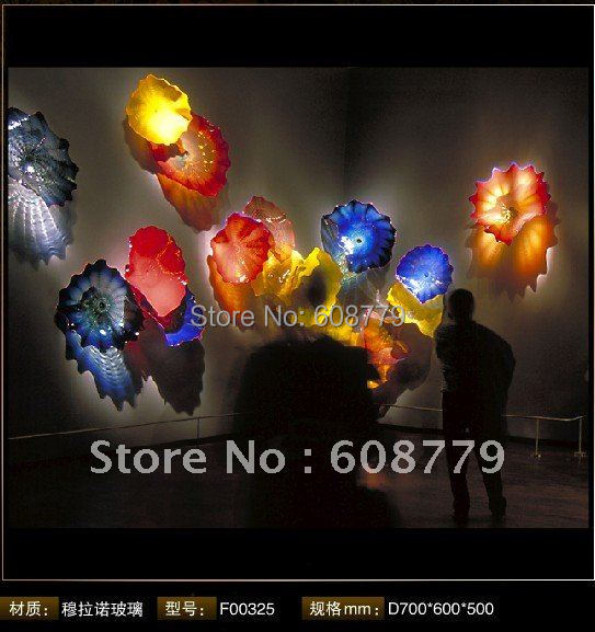 Free Shipping Handicraft Decoration Wall Lighting Plates LRW012 in LED Indoor Wall Lamps from Lights Lighting