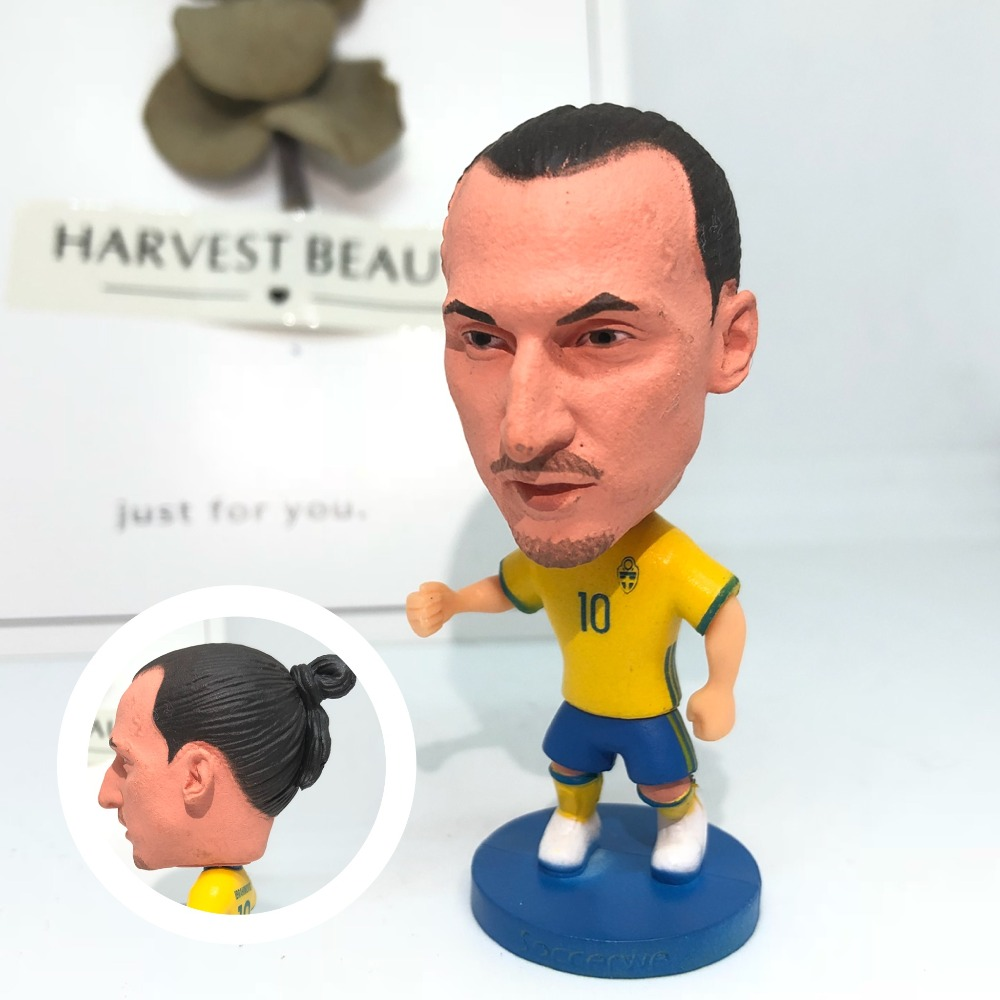 IBRAHIMOVIC SW 18-19 Movable Joints Resin Model Toy Action Figure Dolls Collectible Gift