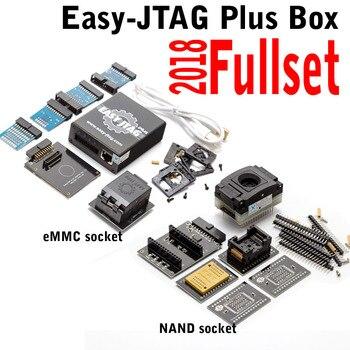 2019 ORIGINAL nuevo fácil JTAG PLUS fácil NAND para enchufe de iphone