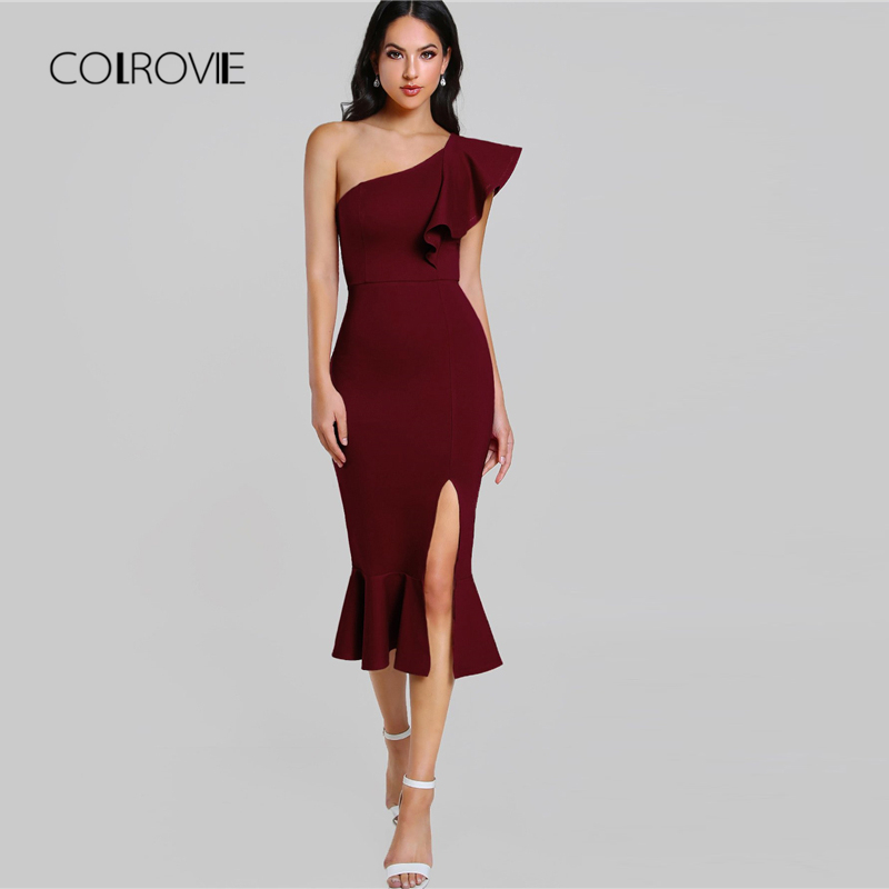 Buy maroon dress and get free shipping on AliExpress.com