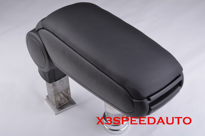 Free Shipping Black Leather Center Console Armrest For AUDI A6 1999-2004 2003 2002 2001 2000 акустика центрального канала sonus faber principia center black