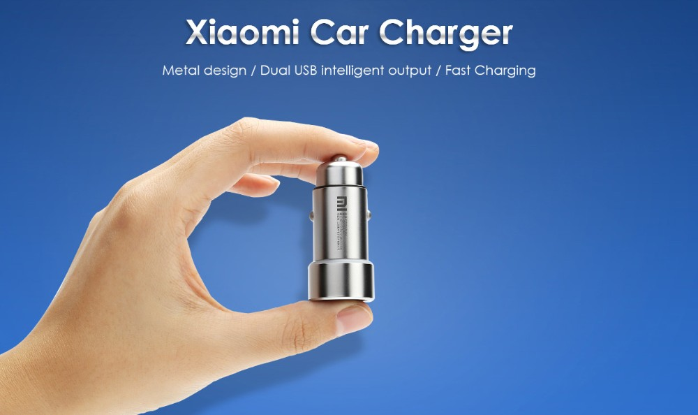 Mi Car Charger