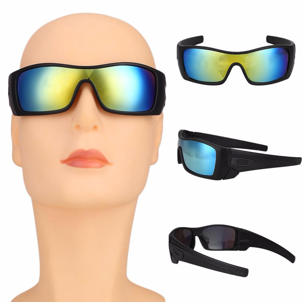 EYCI Outdoor Sport Protective Sunglasses Eyewear Cycling Hiking Camping Lens Anti-UV Bike Cycling glasses