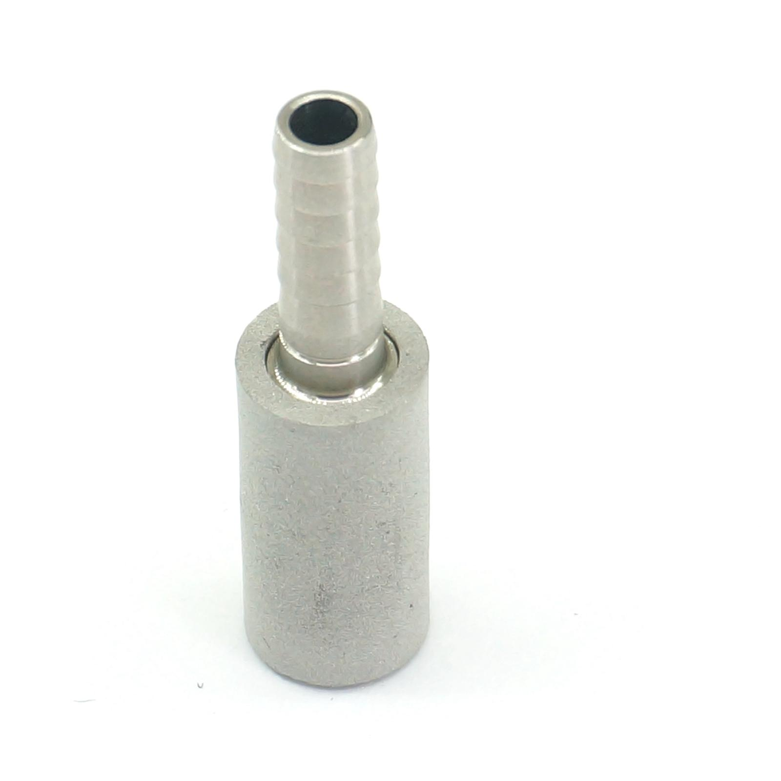 0.5 Micron 316 Stainless Steel Diffusion Aeration Oxygen Stone For Home Brew