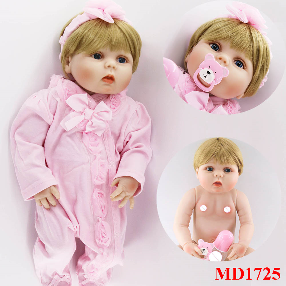 2255cm Full Body Silicone Reborn Baby Doll Toys Lifelike Baby-Reborn Birthday Christmas Gift Girls clothes model Brinquedos2255cm Full Body Silicone Reborn Baby Doll Toys Lifelike Baby-Reborn Birthday Christmas Gift Girls clothes model Brinquedos