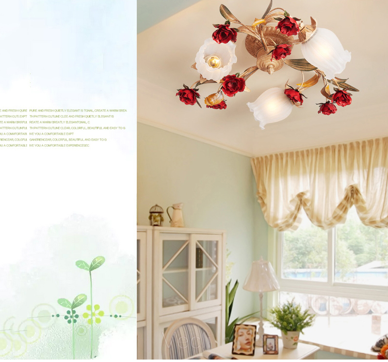 flower ceiling light (12)
