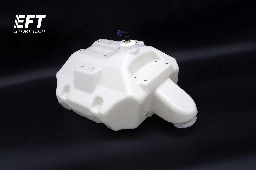 EFT 10L / 10KG medicine tank anti - vibration water tank for Agricultural multi-rotor drone/medicine box Anti-vibration складной измерительный угольник truper eft 8 14382