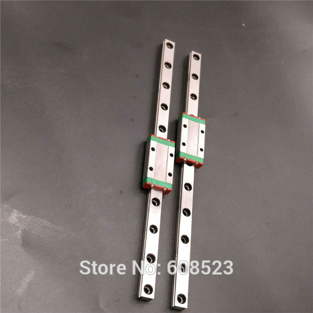 4 PCS  MGN15H linear bearing sliding block match use with 2 PCS  MGN15 linear guide for cnc xyz diy engraving machine bill mccarty learning red hat enterprise linux and fedora 2 cd rom