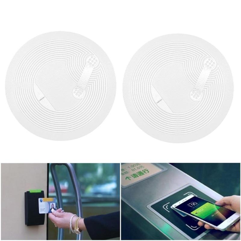 Zugangskontrolle Kreativ 10 Pcs Ntag215 Nfc Tag Aufkleber Schlüssel Patrol Label Rfid Tag Für Access Control-card Tropfen Verschiffen Unterstützung Sicherheit & Schutz