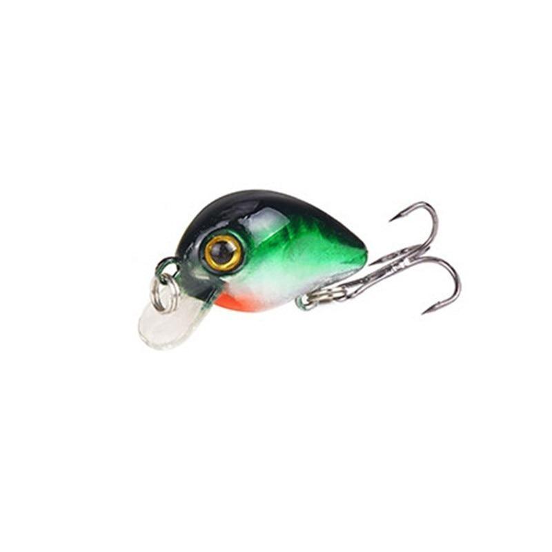 Smart Minnow Fishing Wobblers Fishing Bait Lures 3cm 1.6g Lifelike Crankbait Isca Artificial Tackle Bait Pesca Jigging