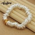 ANDARA Wholesale Fashion Jewelry Bracelet Silver 925 Laps Tennis Link Chain Bracelet Women Men Jewelry Best For Gift Y021