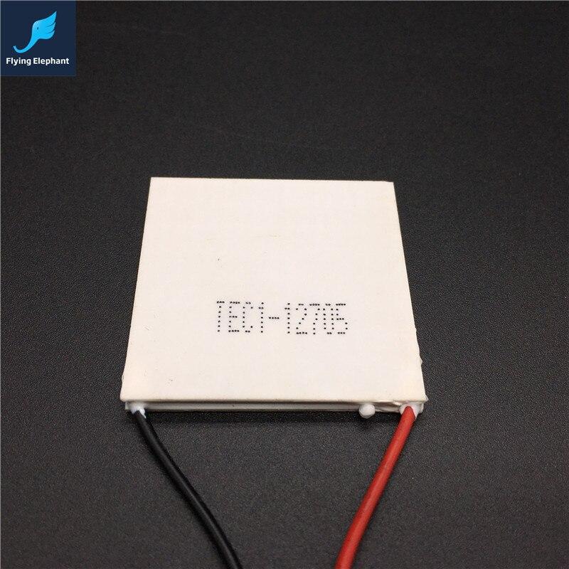 TEC1-12705 Thermoelectric Cooler Peltier TEC12705 Peltier Elemente Module DC12V 5A 58-65W